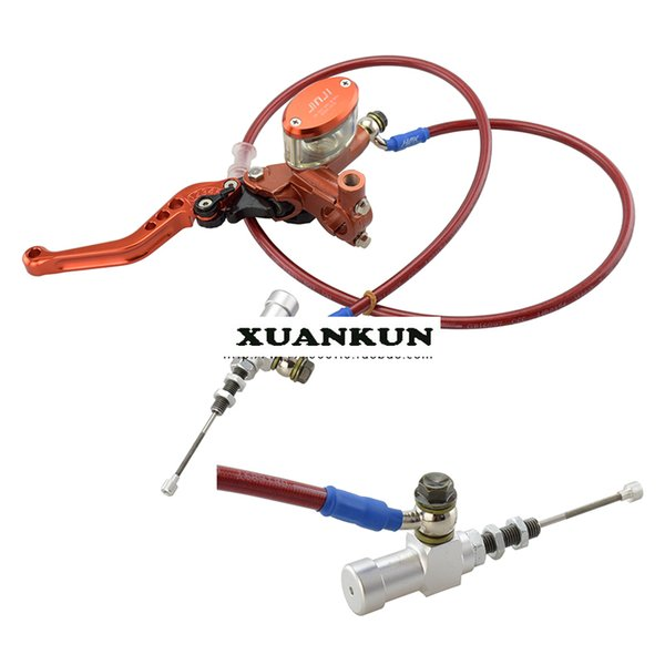 top popular Off - Road Motorcycles Modified Parts Hydraulic Clutch 2020