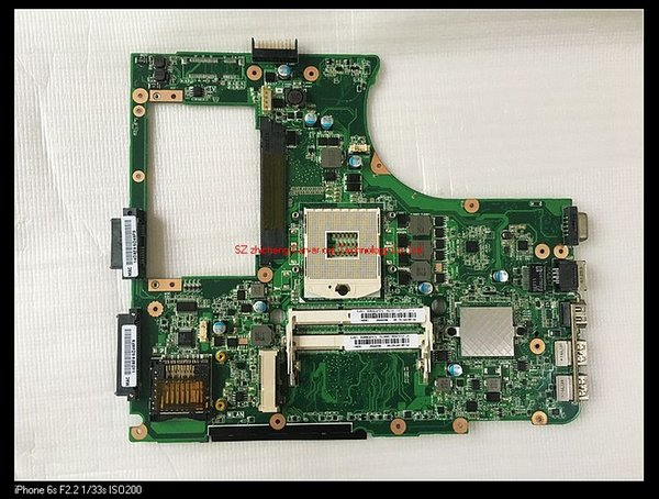 original For ASUS N55SF laptop N55SF main board 2.0 HM65 DDR3 Non-integrated motherboard ,fully tested