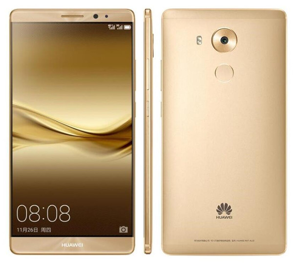 Оригинальный Huawei Mate 8 Kirin 950 окта Ядро Android 6.0 1920X1080 6,0 дюйма 4GB RAM 128GB ROM 16.0MP 4G LTE