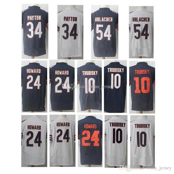 huge discount f470f fbaa1 24 jordan howard jerseys quality
