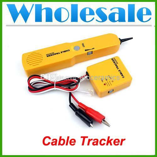 Vendita all'ingrosso New Cable Tracker Wire Toner Tracer Lots100