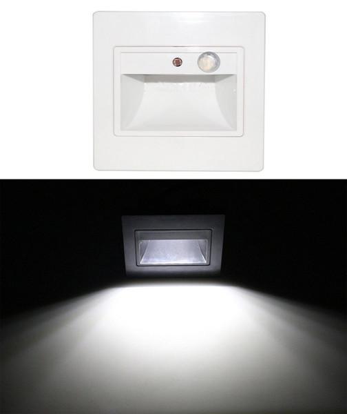 White white lights