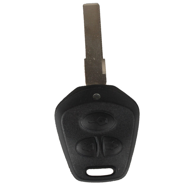Free Shipping Remote Key Fob Case 3Button Car Key Shell For Porsche Cayenne 911 Boxter Guaranteed 100%