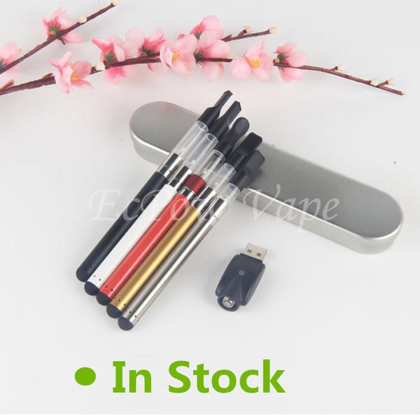 0.5ml 1.0ml Cartridge CE3 .5ml Vaporizer Tank Vape Pen CE3 O-Pen Ecigarette Bud Touch Vap Pens E cigs China Electric