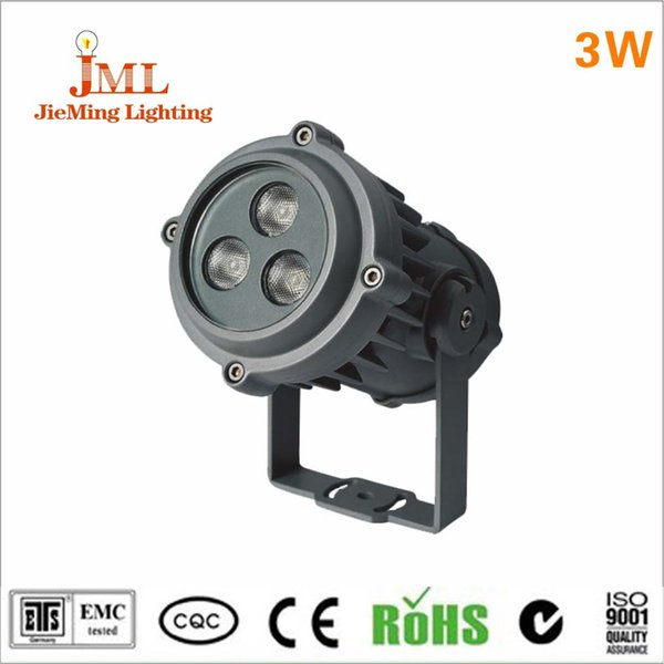3 years warranty LED flood light warm white color temperature outdoor lighting luminum lamps body new style