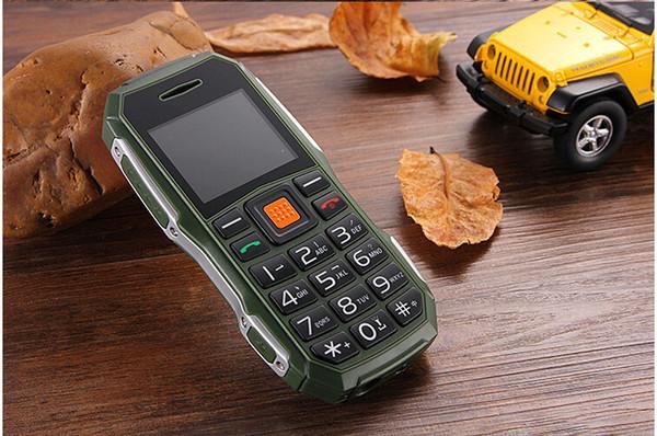 A212 Fu Fu D21A / K666 three anti old phone big font big button radio flashlight wholesale price