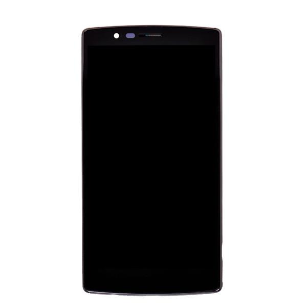 AAA Qualoty LG G4 H815 H812 H811 LS991 VS986 US991 pantalla lcd y toque digitalizador con marco de montaje Envío gratis