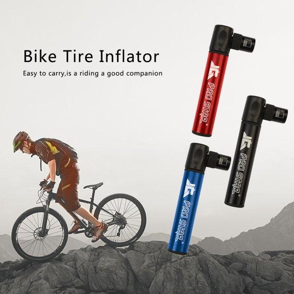 Mini vélo Pompe Légère Portable en Alliage d/'Aluminium Vélo Pompe Pompe à Air Mountain cycl
