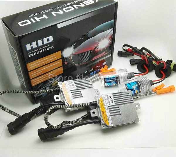 24M Warranty AC H8 H9 H11 55W H7 KIT Xenon Bulb Headlight Xenon KIT Conversion Kit Headlamp H1 H3 H7 H8 H9 H11 HB4 9005 9006