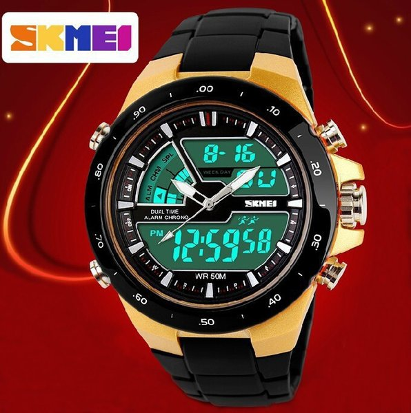 a80209aa8 Utop2012 Women Sports Watches Waterproof Fashion Casual Quartz Watch  Digital Analog Military Multifunctional Women's Wrist Watches