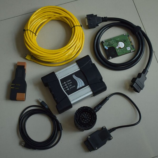 For bmw diagnostic system for bmw icom next with ista expert mode hdd 500gb windows7 for 95% laptops
