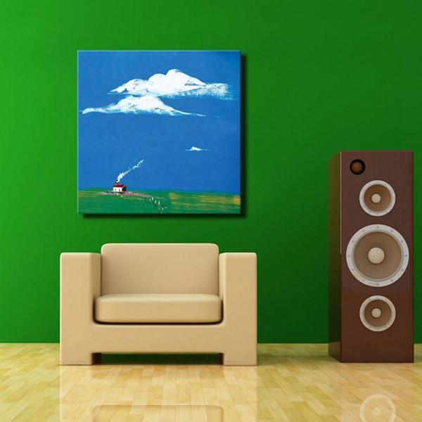 Acheter Prix Pas Cher Simple Mur Peinture Abstraite Paysage Moderne Toile Art De Chine Décoration De La Maison à Vendre En Ligne De 15 38 Du