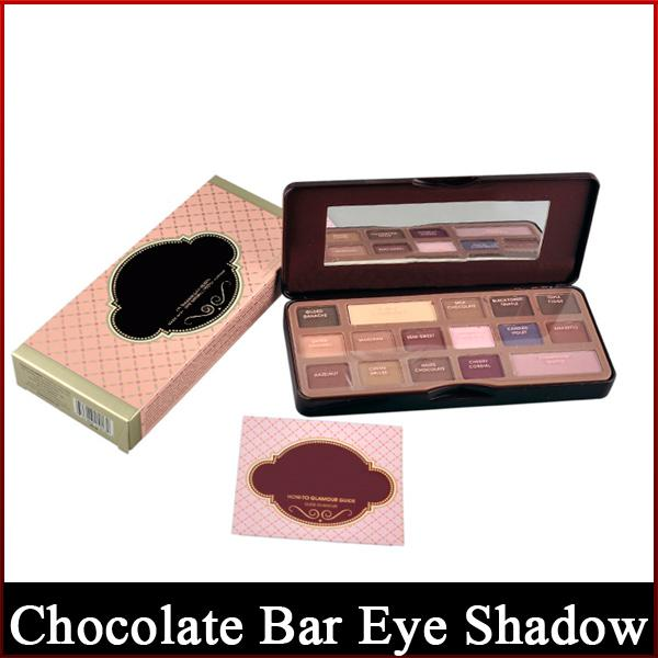 1 Generation Chocolate Bar Makeup Eye Shadow Set 16 Colors Professional Cosmetic Makeup Palette 16 Colours Makeup Kits