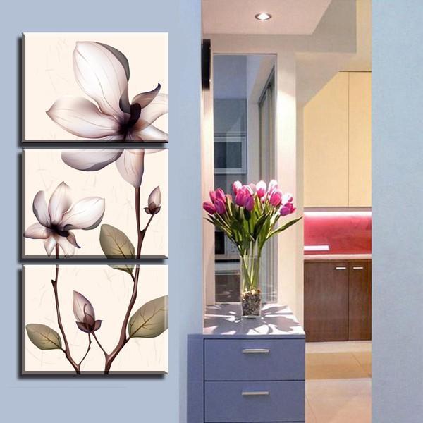 Sıcak Satmak Ücretsiz Nakliye 3 Parça Duvar Resmi Tuval Üzerine Baskılı Boyama Klasik Büyük Aşk Yakında Büyüyen Modern Resim Ev Dekor
