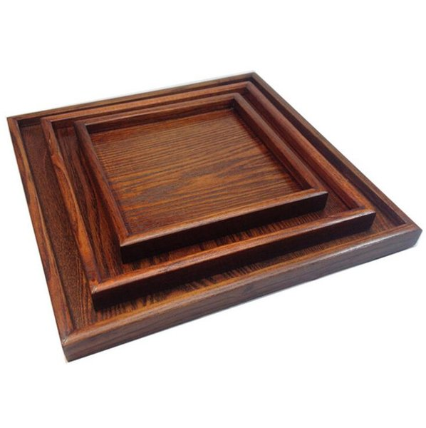 Fabulous 2019 Wooden Serving Tray Decorative Square Ottoman Tray Serve For Food Coffee Or Tea From Binbin1093 15 26 Dhgate Com Uwap Interior Chair Design Uwaporg