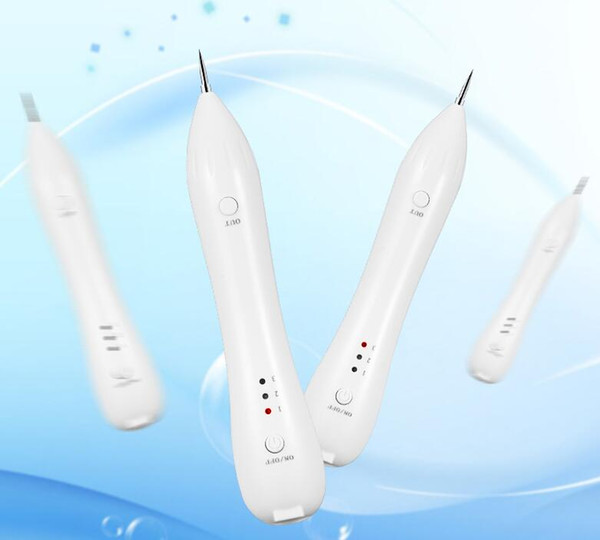 Portable White Mole Tattoo Remover Cleaner Machine Spot Freckle Removal Beauty Make Up Pen Skin Care Pigment