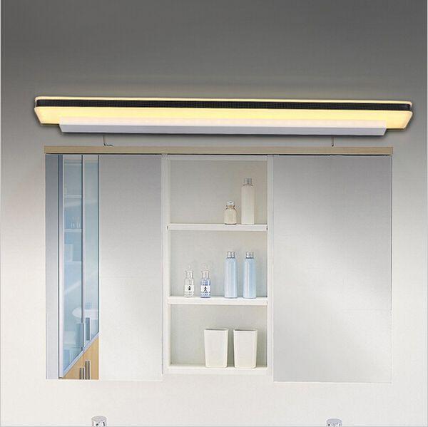 2019 2016 New Design Led Bathroom Mirror Lamp Bedroom Vanity Wall Lights  For Home Lighting Fixtures Living Light Modern Bathroom Wall Mount Lamp  From ...