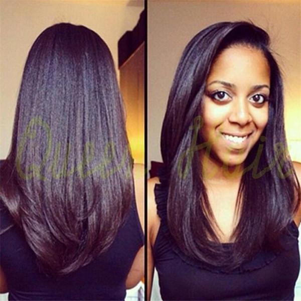 Helene cabelo full lace perucas de cabelo humano perucas de cabelo brasileiro rendas frente pode ser tingido em linha reta u parte perucas frete grátis