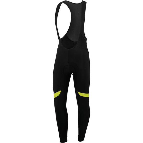 Wholesale-2016 Team Men cycling Bib pants Long Tights Bike Bicycle Cycling Pants Outdoor Sports 3D Blue Pad Padded Sportswear