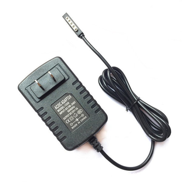 wholesale US Power Adapter Wall Travel Charger For Microsoft Surface Tablet PC Windows RT by fast shipping