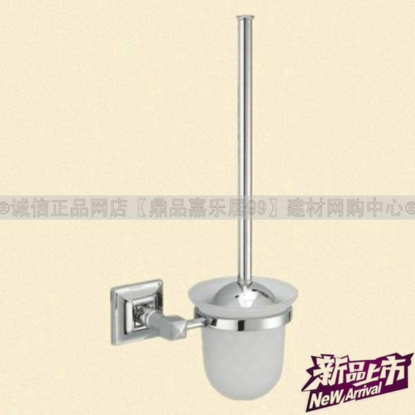 Новый мир даже Таиланд хороший медный замок / медь Кубок кисти туалет / ванная комната кулон туалетная щетка LU 728-08 CP