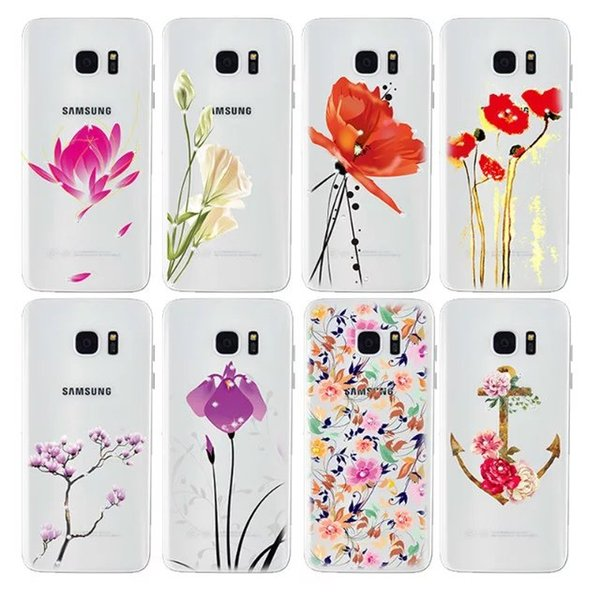 iphone 6 flower silicone case