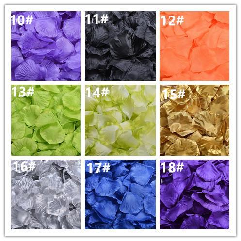 # 10- # 18, número de cores da observação de pls