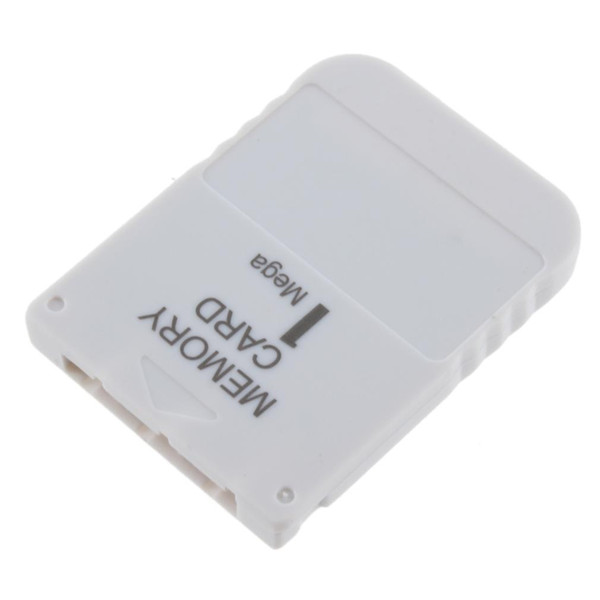 best selling SCPH-102 1M 1 Mega GREY Memory Card For Playstation 1 One PS1 PSX Game PXONE Wholesale