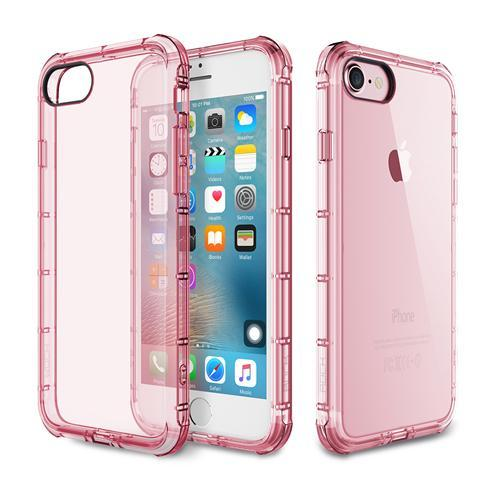For iPhone x xs max xr 6 6s 7 8 Plus Case Cover Fence Anti knock Silicone Clear Soft Case for iPhone 7 Plus Drop Protection Back Cover