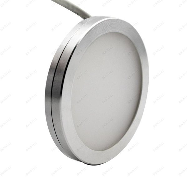 12v Dc 3w Dimmable Led Under Cabinet Lighting Puck Light Warm White Cool White For Kitchen Counter Led Ceiling Downlights Led Downlights For Sale From