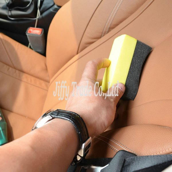 4 Pieces Cheapest Price Versatile Multi-function dead EVA Car Wash Sponges Block for Car Washer & Cleaning(weight:5g)