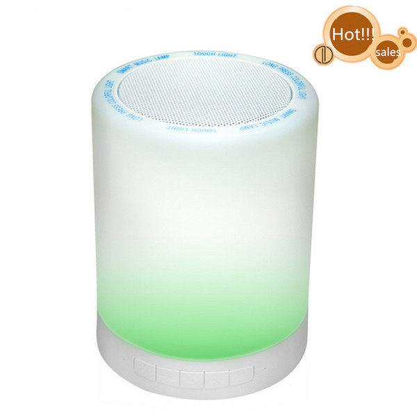 Bluetooth Speaker with white top case