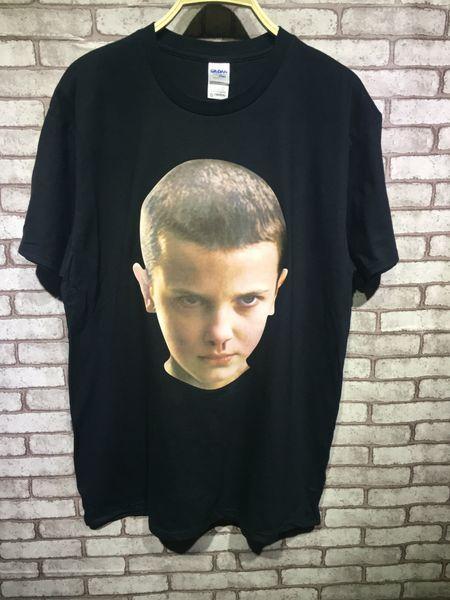 Stranger Things Design T Shirt 2017 nuevas camisetas de manga corta para hombres Tops Summer Cool Funny Tshirt Men High Quality Tees