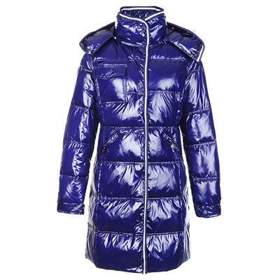 Heißer Winter Daunenmantel Jacke für Frauen Lange Dünne Mode Mit Kapuze Kleidung Marke Warme Outwear Parkas 3 Farben Verkauf Blau Schwarz Rot