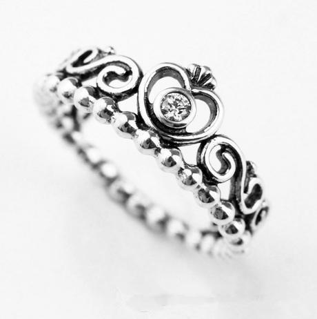 pandora anillo de princesa precio