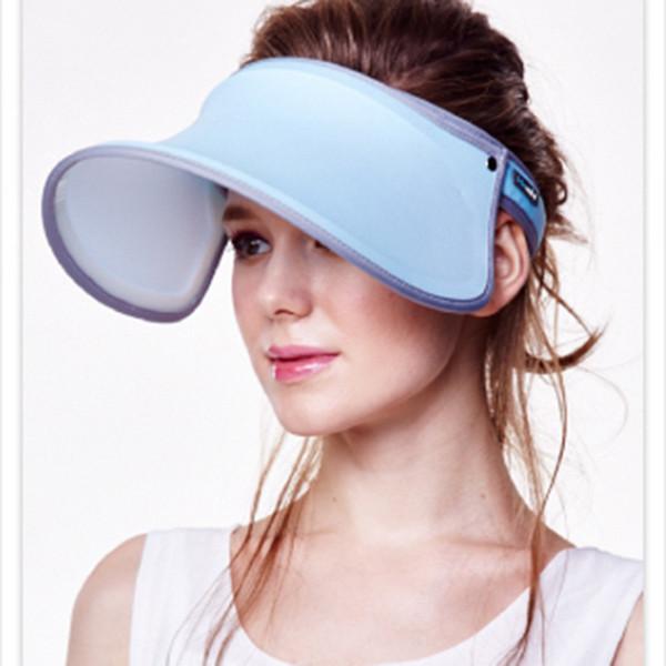 Summer UV protection Visor Sun Plain Hat Sports Hats Beach Cap For Women Free Shipping