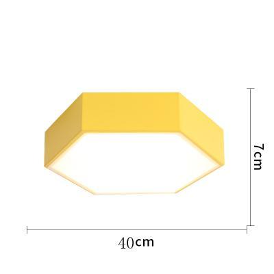 40 centimetri giallo