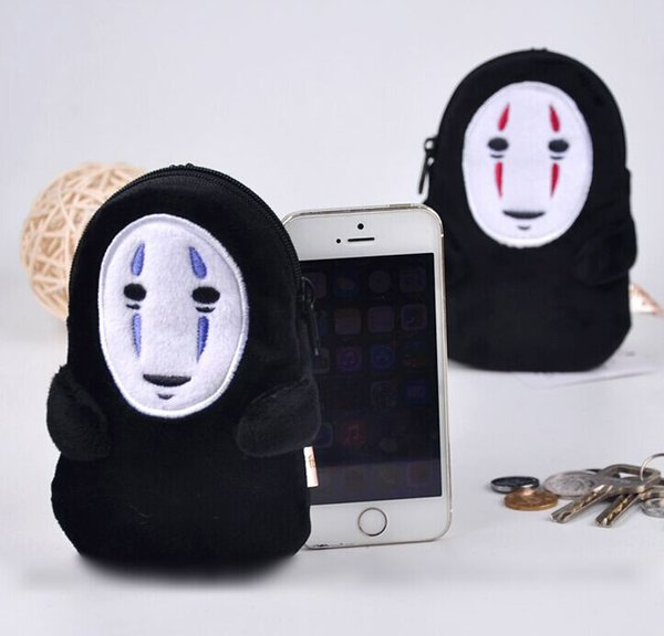 الجملة-1x جديد الأسود قناع الرجل 14 * 10 سنتيمتر اليد عملة حقيبة محفظة محفظة الحقيبة ؛ حقيبة جيب ؛ حقيبة يد الحقيبة حقيبة المحفظة