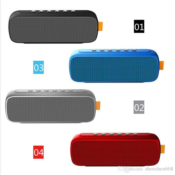 B22 mini portable surround Bluetooth stereo speaker FM radio computer speakers built-in mic phone portable MP3 wireless speakers 26-YX