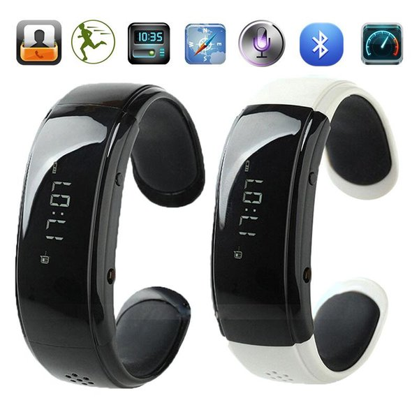 New Bluetooth Smart Watch LINFO L12S Hands Free Call MP3 Pedometer BT999 Smart Bracelet For Android IOS Smart Band Mi Band