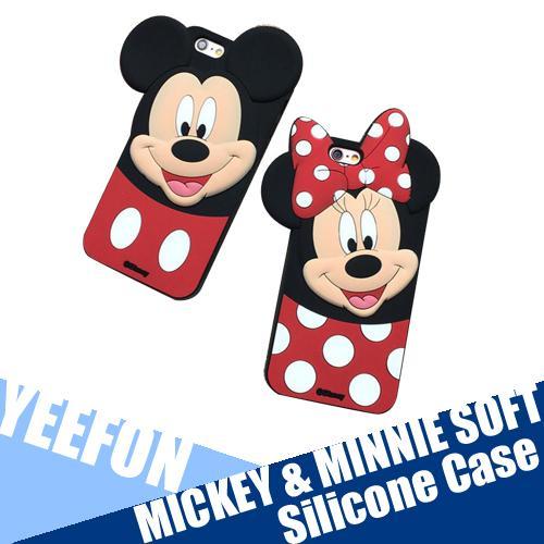 Compre Para Iphone 6 6s Mais 3d Bonito Desenhos Animados Mickey