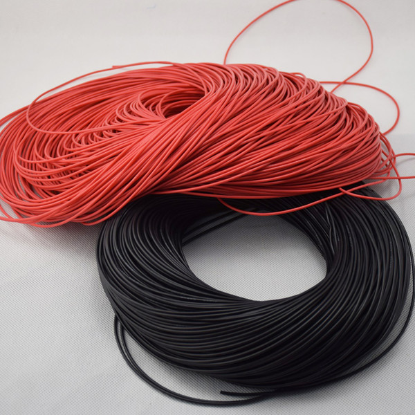 Wholesale-20 AWG 100m Gauge Silicone Wire Wiring Flexible Stranded Copper Cables for RC