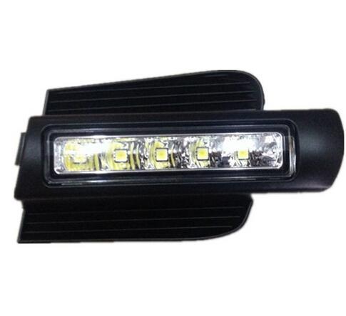 LED DRL для Toyota Land cruiser prado 120 LC120 FJ120 2003 ~ 2009 дневные ходовые огни с функцией выключения света
