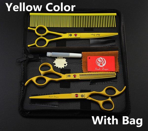 Amarelo Um Set