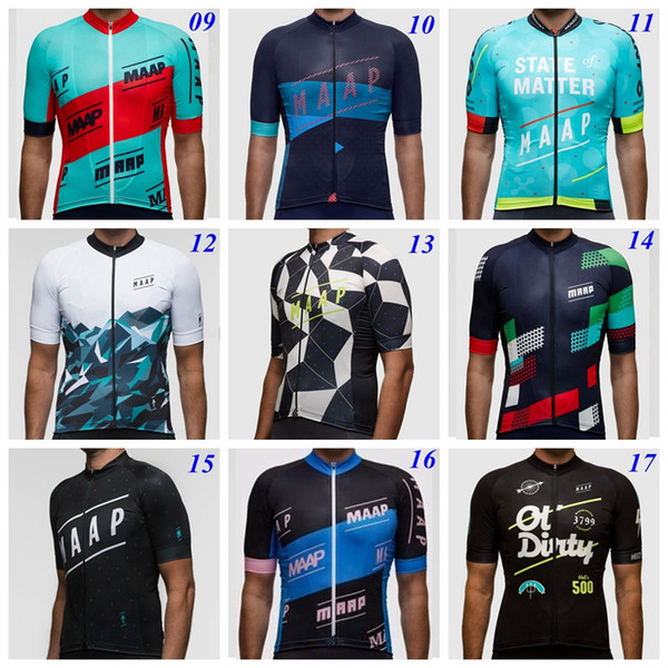2016 Hottest Sale MAAP Cycling Tops Short Sleeves Ropa Ciclismo Summer Style  For Men Compressed Cycling 013e6ded9