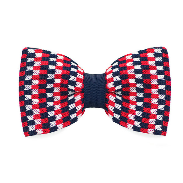8b2a7fc1b7eda Stylish Bow Tie Men s Tuxedo Party Adjustable Business Formal Cotton Bow Tie  Gift Box Fashion Accessories