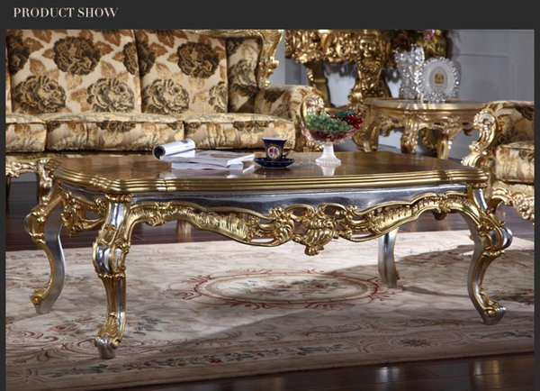 gold&silver leaf gilding table