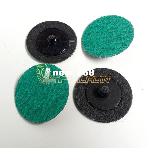 "best selling 100 pieces 2"" Zirconia Alumina 577F Roloc Abrasive Sanding Disc P40-120 Hard Metal Grinding"