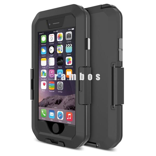 Custodia protettiva antiurto per smartphone SmartPhone Custodia impermeabile per telefono cellulare impermeabile a prova di neve per iPhone6s