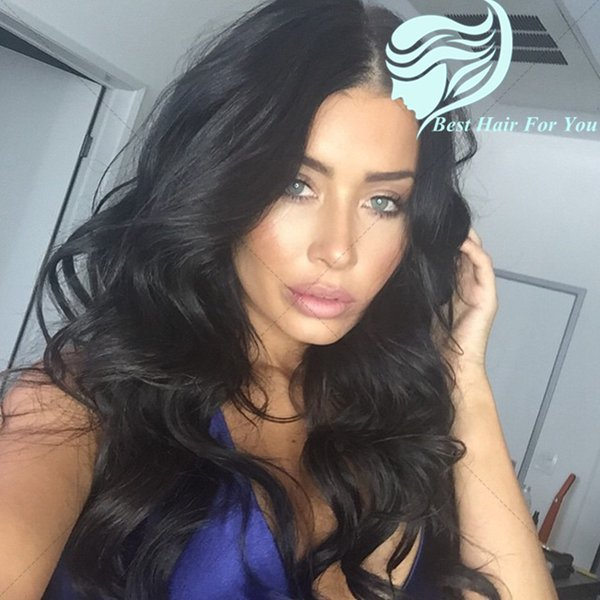 150% Density Full Lace Wig Human Hair Lace Front Wigs With Baby Hair Brazilian Full Lace Human Hair Wigs Natural Hairline
